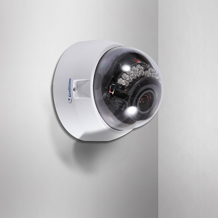 Geovision Camera System Wall-Surface Mount
