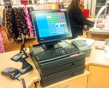 Toshiba POS System TCX Wave & Suremark Printer