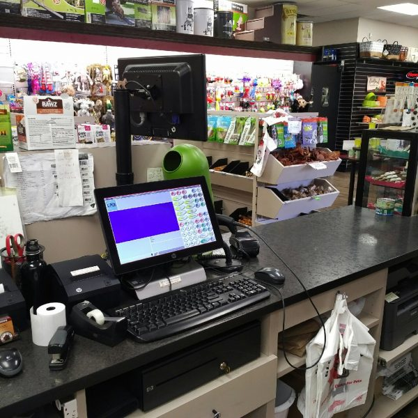 HP RP9 Retail System Countertop