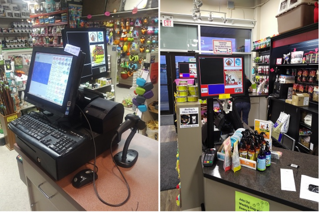POS System at GPF