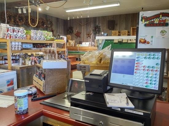 Logivision software at Fernwood Farms