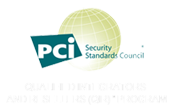 PCI Security Certified Logo