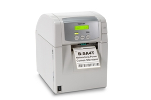 Toshiba B-SA4TP Barcode Label Printer