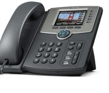 Cisco SPA 514 Desk Phone